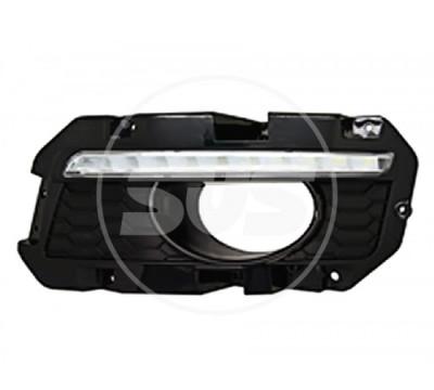 Комплект светодиодных ходовых огней BYD S6 2011+(с реле управления)