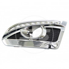 Комплект светодиодных ходовых огней CHEVROLET CAPTIVA 2013+ функц. поворота