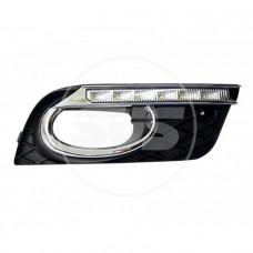 Комплект светодиодных ходовых огней HONDA CIVIC 2011+(с реле управления)
