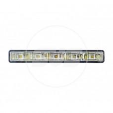 Комплект дневных ходовых огней DRL-511 с функциями поворотника,медленного выключения и притухания 12V 5 HighPower*1W, 600Lm