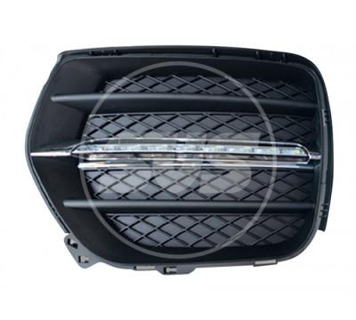 Комплект светодиодных ходовых огней BMW X6 2010+(с реле управления)