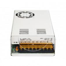Блок питания диодных лент IP30 600W