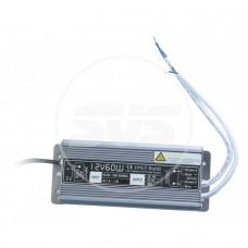 Блок питания диодных лент IP67  60W( NEW TYPE)