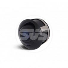 Камера заднего вида универсальная врезная, матрица CMOS, угол обзора 170, питание 12В, парк линии