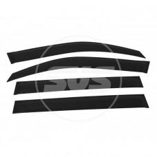 "Дефлекторы окон комплект  Mitsubishi ASX 2010/ Outlender Sport 2010/ RVR III 2010 Original ""SVS"""