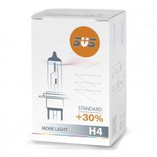 Лампа галогенная H4 60/55W P43t +30%