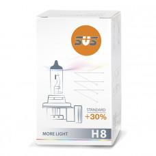 Лампа галогенная H8 35W PGJ19-1 +30%