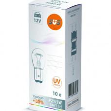SVS. Лампа накаливания 0200014000 12V P21/5W BAY15d