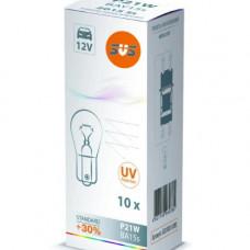 SVS. Лампа накаливания 0200015000 12V P21W BA15s