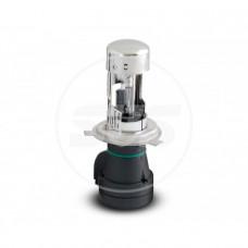 Биксеноновая лампа SVS Н4  6000К AC