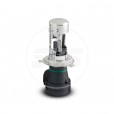 Биксеноновая лампа SVS Н4 12000К AC