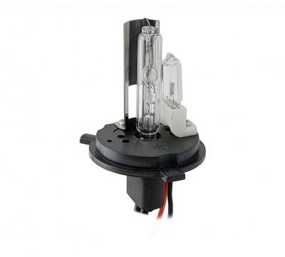 SVS. Ксеноновая лампа 0210122000 (AC) Н4 5000К+галоген