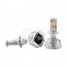 Комплект светодиодных ламп SVS 5го поколения PSX26 ( CREE-1520, DC 12-24V, Lum 3000, 30W)