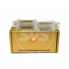 Комплект светодиодной подсветки салона Audi A2,A3/S3,A4/S4/RS4,A5/S5,A6/S6/RS6,A8/S8,Q5,Q7,R8 VW:Phaet,Shar,Transp,Pas