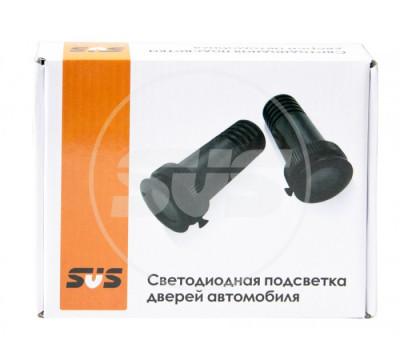 Проекторы логотипов светодиодные CHRYSLER, врезные, тип G3