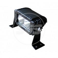 Светодиодная балка SVS, мощность: 20 Вт, кол-во диодов: 2, рабочее напряжение: 9-30 В, размер: 211х105х96 мм, световой поток: 1800 Лм, тип светодиодов: CREE, пылевлагозащищенность: IP 67.