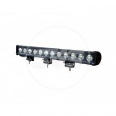 Светодиодная балка SVS, мощность: 120 Вт, кол-во диодов: 12, рабочее напряжение: 9-30 В, размер: 570х100х96 мм, световой поток: 10000 Лм, тип светодиодов: CREE, пылевлагозащищенность: IP 67.
