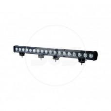 Светодиодная балка SVS, мощность:  180 Вт, кол-во диодов: 18,  рабочее напряжение: DC9-30V, размер: 872х100х96 мм, световой поток: 15000 Лм, тип светодиодов: CREE, пылевлагозащищенность: IP 67.