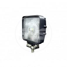 Светодиодная фара SVS 15W/12-30V DC (5*3W Epistar) IP67 (128*110*46mm) дальн/свет