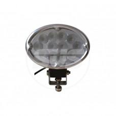 Светодиодная фара SVS 36W/12-30V DC (12*3W CREE) IP67 (175*157*77mm) дальн/свет