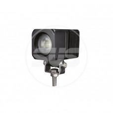 Светодиодная фара SVS 10W/12-30V DC (1*10W CREE) IP67 (50*50*70mm) дальн/свет