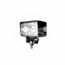 Светодиодная фара SVS 20W/12-30V DC (2*10W CREE) IP67 (110*60*56mm) дальн/свет