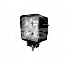 Светодиодная фара SVS 40W/12-30V DC (4*10W CREE) IP67 (110*110*72mm) дальн/свет