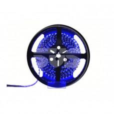 Светодиодная лента,3528,60LEDs/M,4.8W/m, IP30,12V DC - бобина Синяя