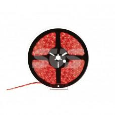 Светодиодная влагозащищенная лента, 3528,60LEDs/M,4.8W/M,12V DC,IP65 5M- бобина Красная