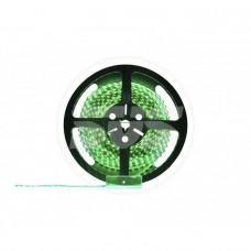 Светодиодная лента 5050,30LEDs/M,7.2W/m,IP30,12V DC  - бобина Зеленая