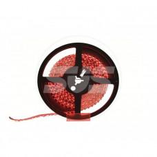 Светодиодная лента 5050,30LEDs/M,7.2W/m,IP30,12V DC  - бобина Красная