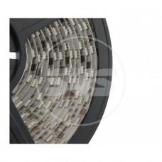 Светодиодная влагозащищенная лента, 5050-SMD,60LEDs/M,14.4W/m,IP65, 12V DC 5M- бобина Теплый Белый