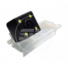 Камера заднего вида штатная с LED CHERY A3/M1{2008-2012},Fulwin2 sd{2013-} матрица CMOS, угол обзора 170, питание 12В, парк линии