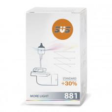 Лампа галогенная 881 50W PGJ13 +30%